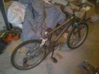 I have a custom painted mongoose BMX project. This bike