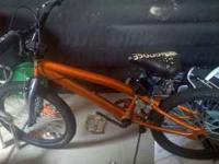2 year old Mongoose BMX. Barely ridden. I bought it,