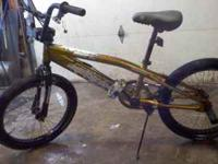 20in mongoose bmx bikes tires good breaks work okay $45