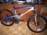 Brand-new Close Out. 2010 Mongoose Canaan Compensation