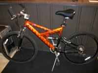 I have a FINE-USED- Mongoose - D60R - 21 rate bike with