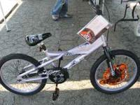 I have a new mongoose Ethereat girls bmx that sold for
