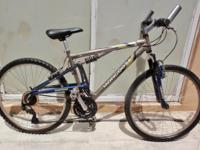 "Mongoose GSX 9.0 double suspension mountaint bike, 26"","