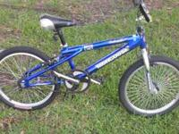 this mongoose bike is in a good condition its 40 obo if