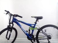 selling my mongoose ledge 2.1 mountain bike 21 speed