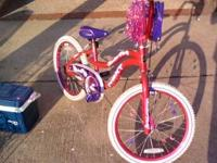 $115 OBO This bike has only been ridden once around the