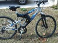 I have forsale a mongoose mountain bike in like new