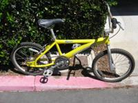 A nice used Mongoose Pro Expert BMX bike. 25th