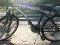 "Mongoose? Road /Mountain bike. 26"" tires. Aluminan"