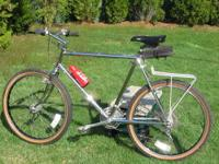 Late 1990's Mongoose Men's Mountain Bike, 21-speed,