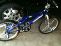 This bike is in good condition, asking 40 obo. Has