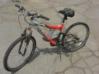 I have a Mongoose XR-75 Mountain Bike in FAIR