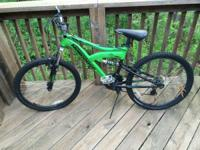 Mongoose XR75 Mountain Bike  Bike has been sitting for