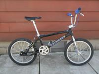 Mongoose BMX aluminum XL frame designed in Southern