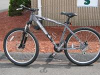 "Mongoose Comp tyax 18"" Mountain Bike In nice shape $279"