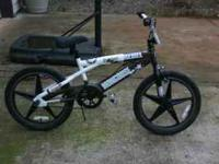 Mongoose Rebel BMX Bike - Purchased December 2009. Bike