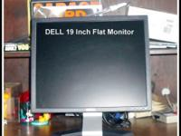 "Monitor $FIFTY, Dell-19"" Apartment. Functions"