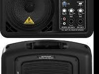 I have 3 each, Behringer B205D Powered Monitor