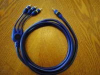MONSTER A/V CABLE  CamLink 200; Dual Balanced Composite