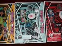 279 Monster high dolls for Sale 5,580.00. Will not