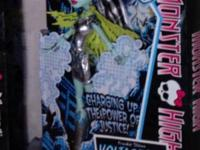 MONSTER HIGH BUNDLE SET ONLY  ~ POWER GHOULS SERIES