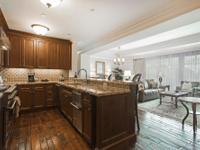 Residence 821/823 is a four bedroom, five bathroom,