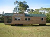 THIS IS NOT A KIT!! This cabin is built by Pinnacle