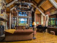 A true Montana Masterpiece. This remarkable home is