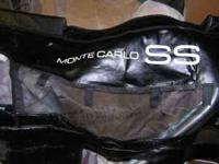 Front Cover for Monte Carlo SS Black With white