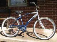 Monterey Bay Cruiser Bike. $65. Call , 325-8735 or .