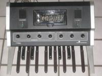The Moog Taurus bass pedal synth was a totally unique