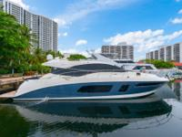 MOON OVER MIAMI is a 2016 L650 Sea Ray Express, that