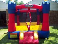 WE HAVE A BOUNCE HOUSE FOR TODDLERS FOR RENT. bOUNCE