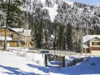 .Beautiful townhome situated on Home Again Ski Trail in