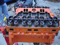 426 ROAD WEDGE ENGINE, Very Rare Engine, mfg. from Late