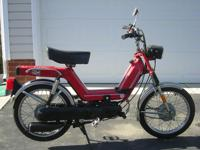 2000 TFR Kinetic moped 954 original miles have