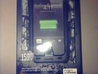 Mophie Juice Pack Pro for IPhone 4/4S. This is Brand
