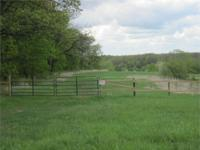 Over 14 acres with great mix of tillable and woody