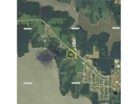 This 8.45 acres m/l of ground for sale is located close