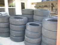 "MANY 13"", 14"", 15"", 16"", 17"", 18"", 19"", AND 20""TIRES"