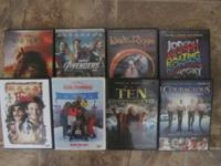 Great tougher to find DVDs at affordable rates. All