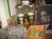 EVEN MORE BRAND-NEW ANTIQUES & COLLECTIBLES & SCRAP.