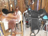 WE HAVE ALOT OF TACK TO SELL... NEW 13 IN KIDS/PONY