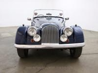 1963 Morgan 4/41963 Morgan 4/4 in dark blue with black