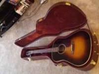 I have a Morgan Monroe acoustic guitar for sale. Made