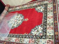 Handmade Morocco Moroccan Rug Carpet     This rug is