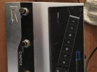 image 3 For sale is a Morpheus Capo effects pedal. This