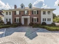 1410 W Wesley Road NW is a unique five-bedroom estate