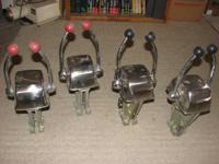 I have 4 Morris Control Heads that came off a 48'