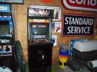 For Sale; Mortal Kombat 3 full size arcade game in